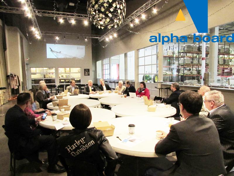 Alpha Board